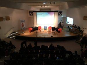 Photo d'une salle de l'école Digital Campus