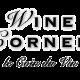 création site internet logo wine corner
