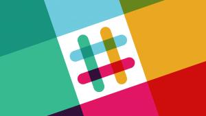 Logo de Slack, outil de communication