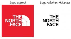 etude de difference de logo
