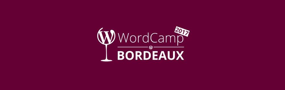 Wordcamp 2017 bordeaux avec l'équpe Wecode