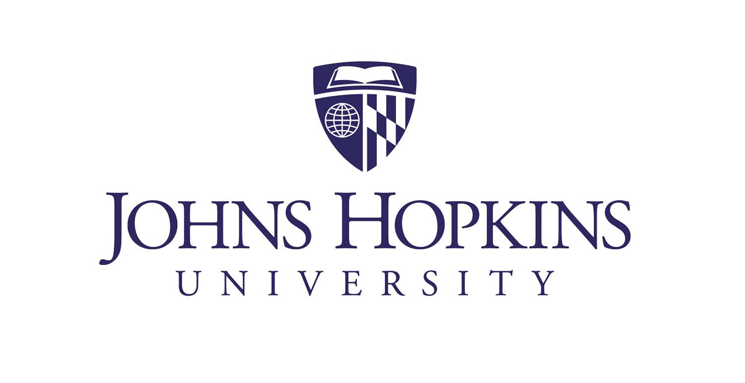 Logo certification johns hopkins university