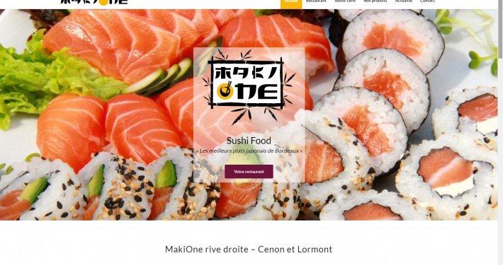 Makione, une création originale de Wecode
